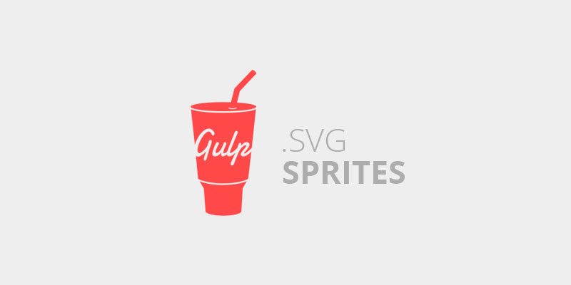 svg sprites with gulp